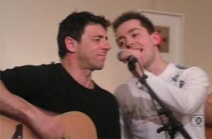 Patrick Bruel et Jérôme